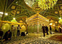 Tomb of the daughter of the Imam Hussayn
