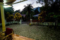 View from Homestay terrace