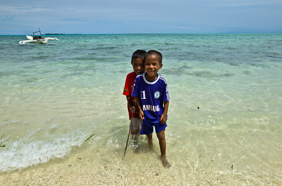 Kids on Kolorai Island