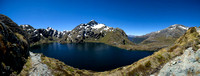 Routeburn Track: Lake Harris